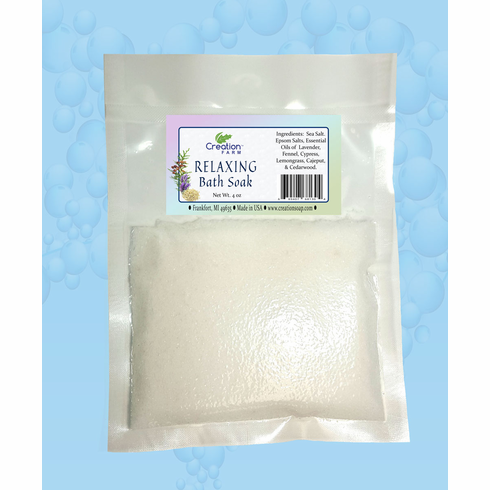 Relaxing Bath Soak 4 oz