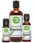 Rosemary Essential Oil -- Aceite Esencial De Rosemary