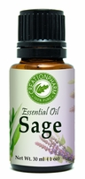 Sage Essential Oil 15ml (0.5oz)