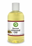 Sweet Almond Oil 8oz