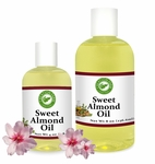 Sweet Almond Oil -- Prunus amygdalus dulcis (Sweet Almond) Oil