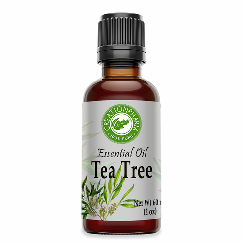 Tea Tree Essential Oil 60 ml (2 oz)