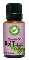 Thyme, Red Essential Oil 15 ml (0.5 oz) --Aceite Esencial de Tomillo