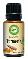 Turmeric Essential Oil 15 ml (0.5 oz)