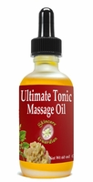 Ultimate Tonic Massage Oil 2oz