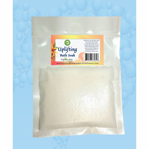 Uplifting Bath Soak 4 oz