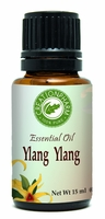 Ylang Ylang Essential Oil 15 ml ((0.5 oz)