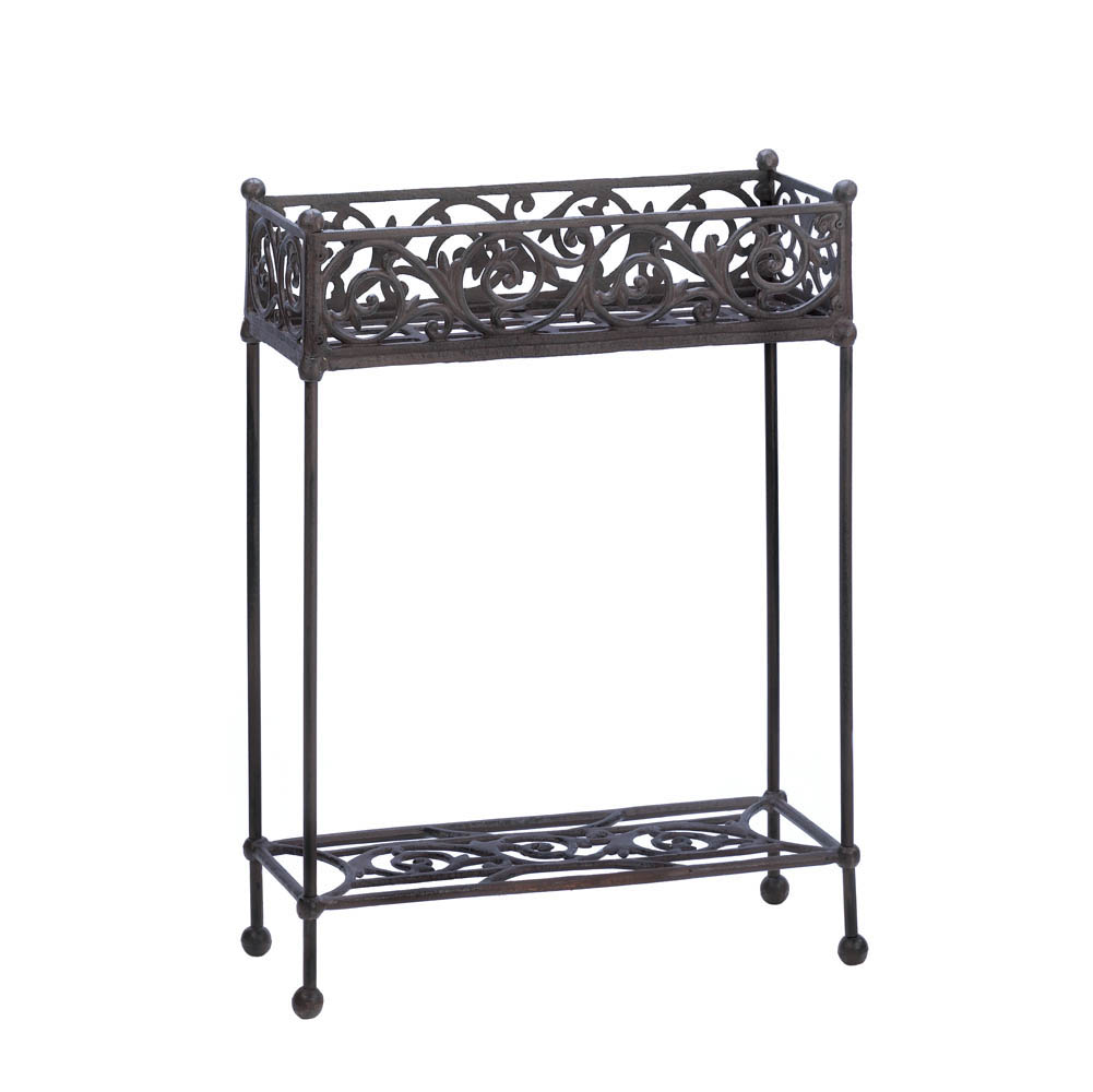 Wholesale cast iron now available at wholesale central items 1 40 - Tiered metal plant stand ...