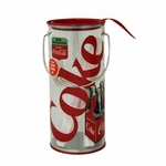 Coke Clear Utensil Holder