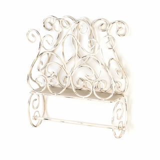 Cottage Charm Towel Holder