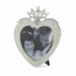 Crown Heart Frame 5x5