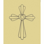 Faith & Love Wall Cross