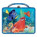 Finding Dory And Nemo Blue Lunch Box