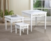 Floret Nesting Table Trio