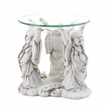 �Happy Buddha Oil Warmer