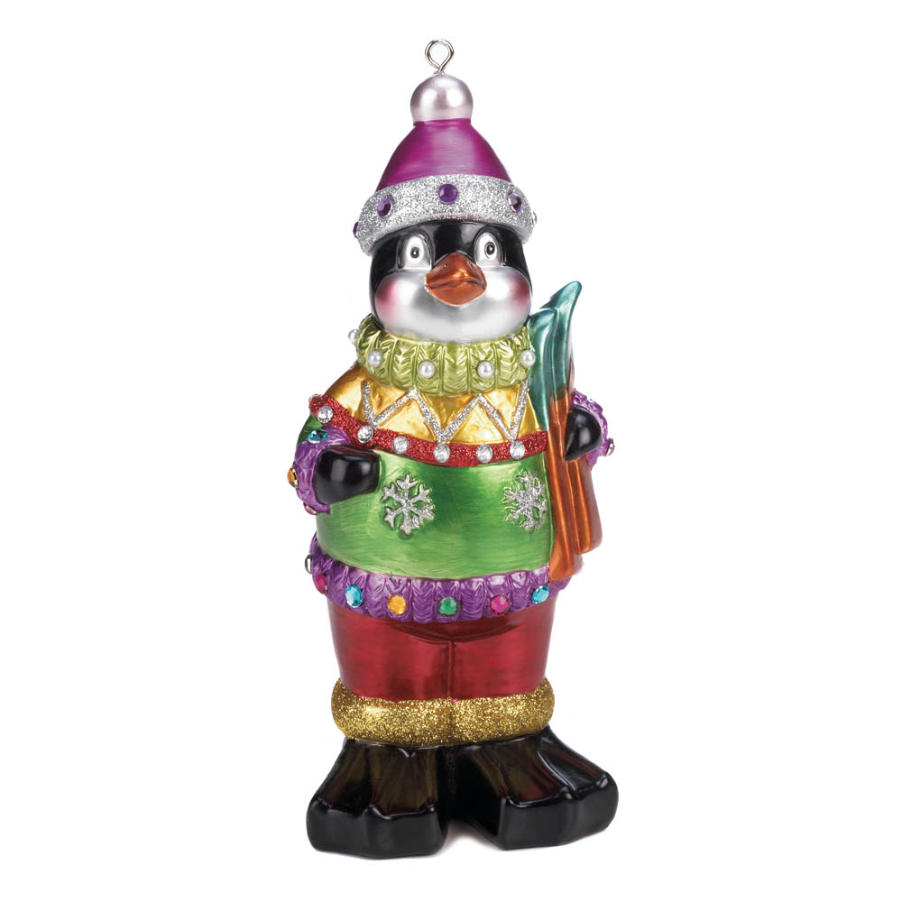 holiday penguin ornament - Wholesale Christmas Decorations Distributors