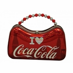 I Love Coca-Cola Scoop Purse