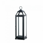 Large Lean & Sleek Candle Lantern