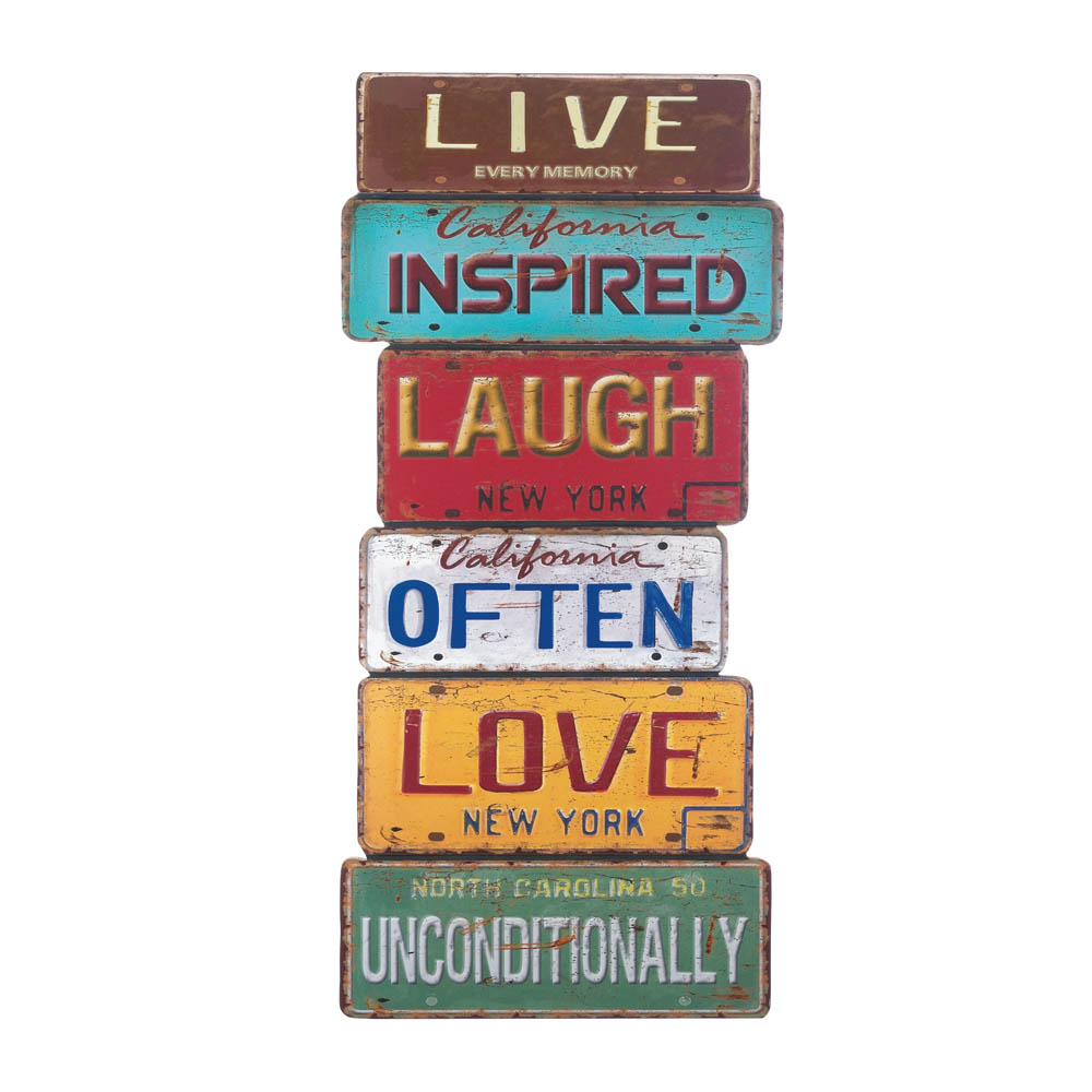 Life Inspiration Wall Decor Wholesale At Eastwind Wholesale