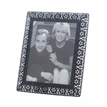 Moroccan Cutout Picture Frame (L)