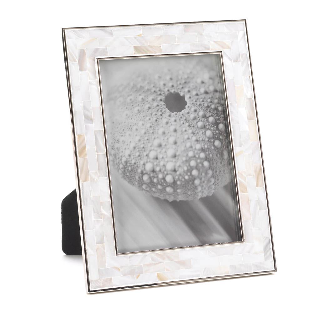 Mother Of Pearl Mosaic Frame 5\