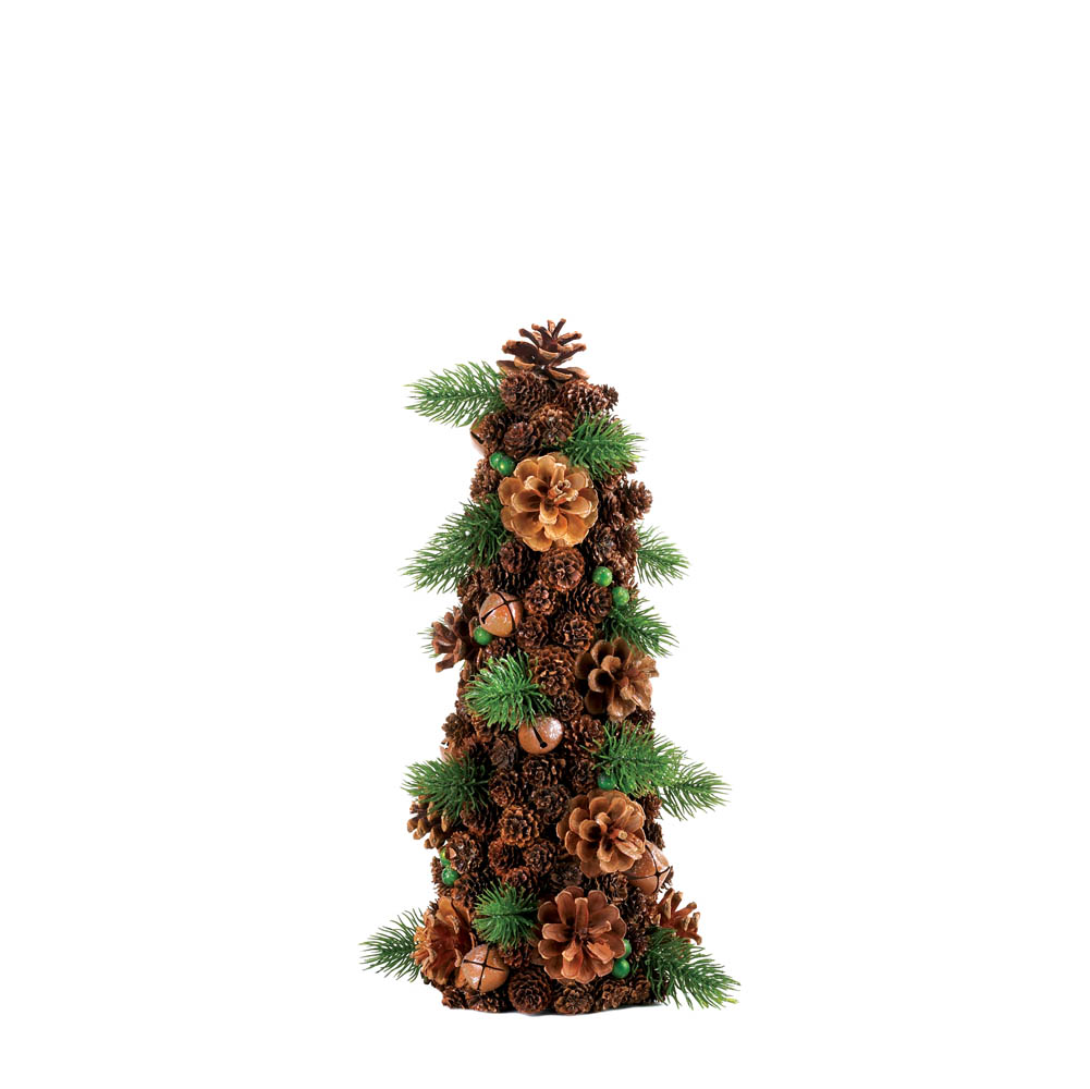Pine Cone Tree Decor Wholesale At Eastwind Wholesale Gift