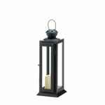 Sleek & Lean Star Cutout Lantern