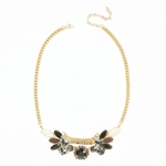 Smoldering Style Statement Necklace
