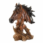 Spirit of the Stallion Bust