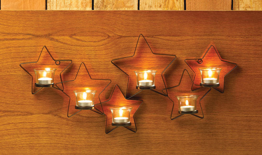 Starlight candle wall sconce at eastwind wholesale gift distributors starlight candle wall sconce aloadofball Image collections