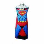 Superman Apron with Pocket