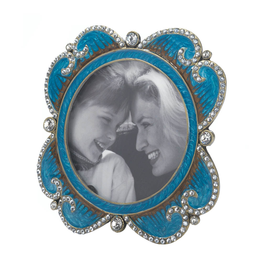 Turquoise Treasure Photo Frame Wholesale at Eastwind Wholesale Gift ...