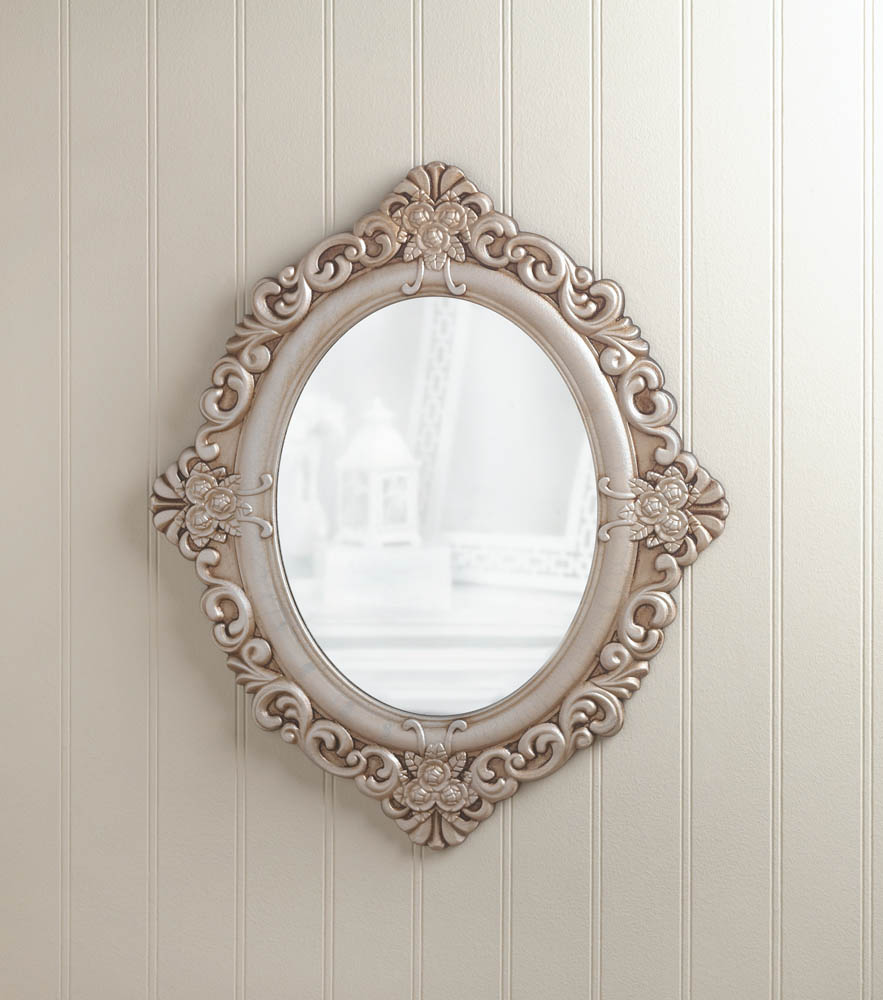 Vintage estate wall mirror wholesale at eastwind wholesale gift vintage estate wall mirror amipublicfo Choice Image