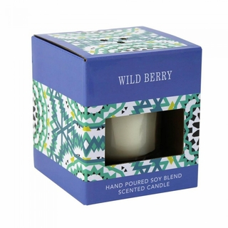 Wild Berry Scented Candle