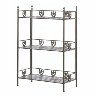 Wild West Iron Rack