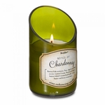 Wine Bottle Chardonnay Scented Candle