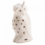 Wise Owl Candle Holder