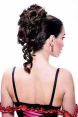 AMELIE PONYTAIL BROWN FRENCH KISS