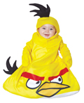 ANGRY BIRDS YELLOW INFANT COSTUME