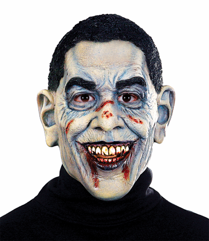 BARACK INSANE OZOMBIE MASK