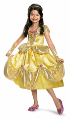 BELLE LAME DELUXE CHILD COSTUME