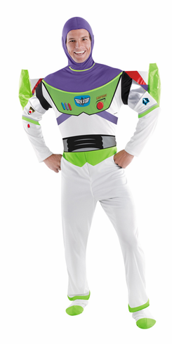 BUZZ LIGHTYEAR DLX ADULT Costume