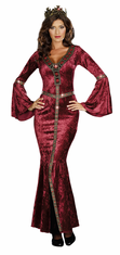 COME TO CAMELOT ADULT COSTUME