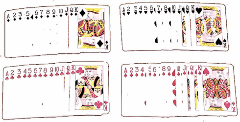 CONFUSING DECK