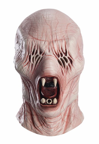 DELUXE PRIEST VAMPIRE OVERHEAD LATEX MASK