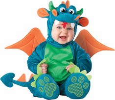 DINKY DRAGON INFANT COSTUME