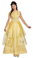 Disney Belle Ball Gown Adult Costume