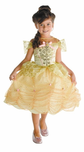 DISNEY CHILD CLASSIC BELLE COSTUME