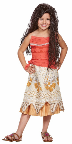 Disney Moana Costume