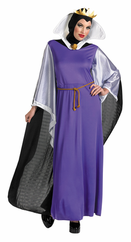 DISNEY QUEEN ADULT COSTUME